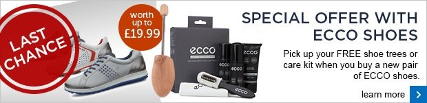 ECCO gift with purchase