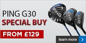PING G30 Special Buy - from £129