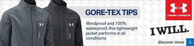 UA GORE-TEX Tips Jacket