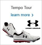 Under Armour Tempo Tour Golf Shoe